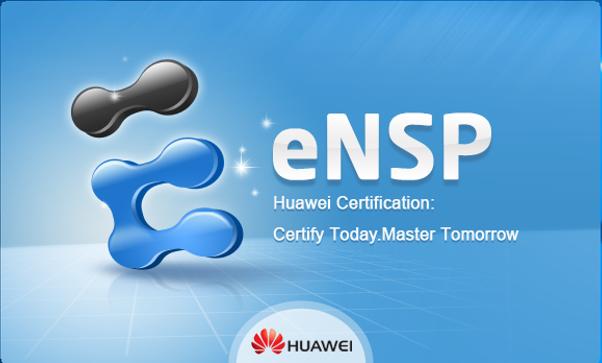 Install Huawei eNSP Simulator - Routecloud Indonesia - Blog